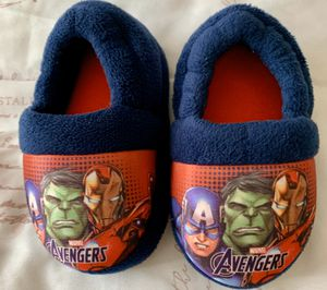 Toldder slippers /boy for Sale in Fontana, CA