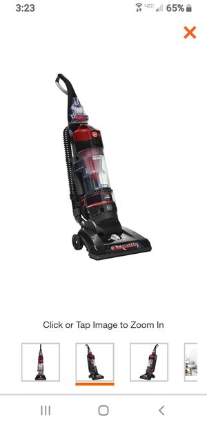 Hoover wind tunnel vacuum bagless brand new with tags receipt available for Sale in Lodi, CA
