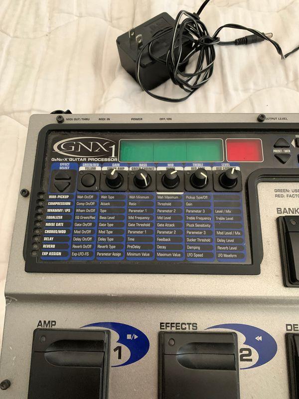 FX Pedal for guitar (DigiTech)