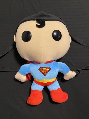 Superman plushie backpack for Sale in San Diego, CA