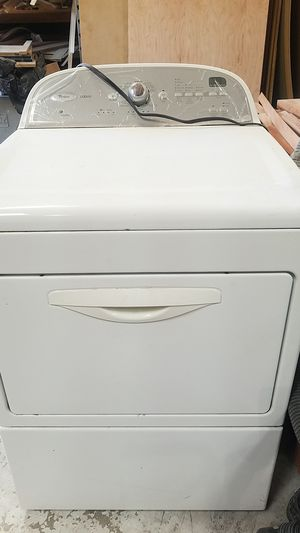 Whirlpool accudry electric dryer for Sale in Chula Vista, CA
