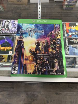 Kingdom hearts 3 Xbox one $25 Gamehogs 11am-7pm for Sale in East Los Angeles, CA