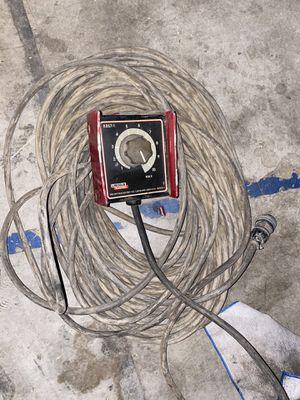 K857-1 remote Lincoln welder remote for Sale in Las Vegas, NV
