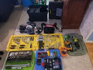 Various hand and power tools for Sale in MO, US