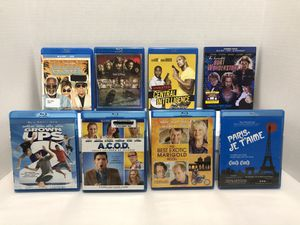 Blu Ray Comedy and Romance Bundle for Sale in Orland Park, IL