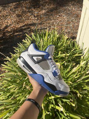 Air Jordan 4 Motorsport size 11 for Sale in Roseville, CA
