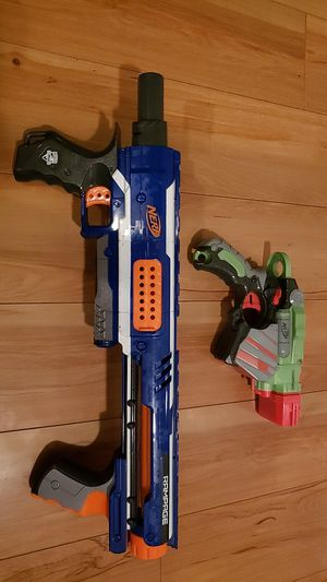 Nerf guns for sale for Sale in Tacoma, WA