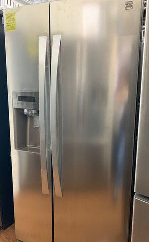 🌅Kenmore 2 door stainless Fridge no dents BRAND NEW🌅 for Sale in Costa Mesa, CA