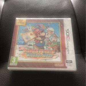 Paper Mario - Nintendo 3DS for Sale in Miami, FL