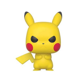 Funko Pop! Games: Pokemon - Grumpy Pikachu for Sale in Los Angeles, CA