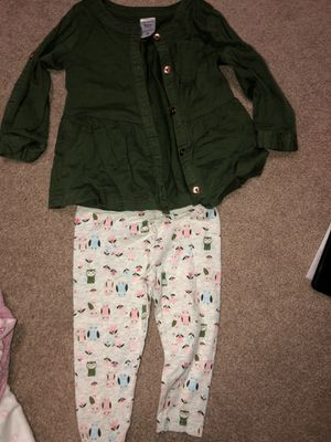 Carter's two piece outfit 12 months for Sale in Elgin, IL