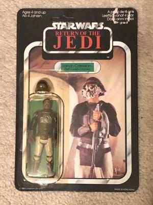 Vintage Palitoy Star Wars Lando Skiff Action Figure UK for Sale in Toms River, NJ