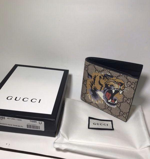 Gucci Tiger Wallet