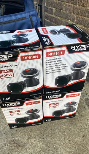 hyper power drivers for Sale in The Bronx, NY