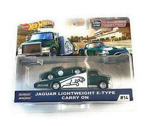 Hot wheels team transport Jaguar for Sale in Toledo, OH