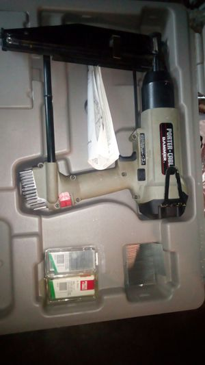 Porter Cable nail gun for Sale in Pittsburgh, PA
