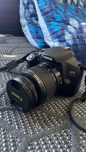 Canon Rebel T6 for Sale in Riverside, CA