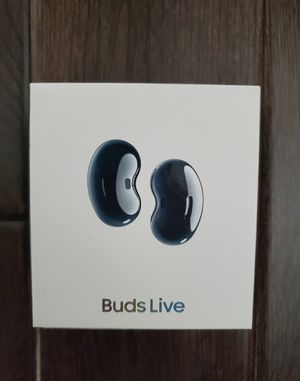 Samsung - GALAXY BUDS LIVE True Wireless Earbud Headphones - Black (Newest Version - Brand New/Sealed/Unopened) for Sale in San Diego, CA