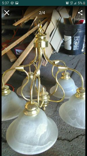 Omurray feiss Chandelier for Sale in Laurel, NE