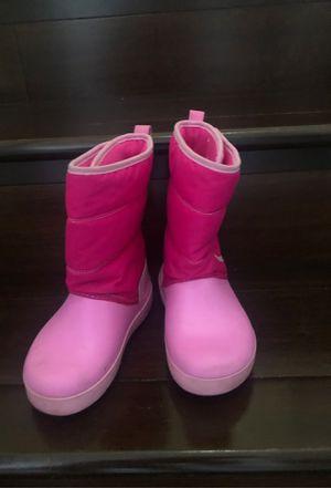 Snow boots size 10/11 T for Sale in Miami, FL