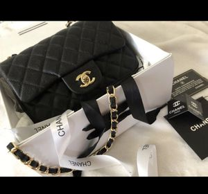Chanel caviar black bag. for Sale in Glendale, CA