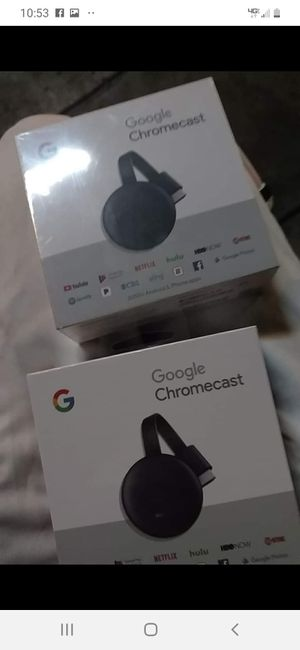 Google chromecast for Sale in Carlsbad, CA