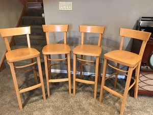 IKEA bar stools for Sale in Prospect Heights, IL