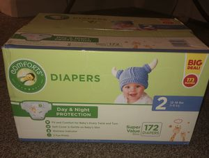 Diapers size 2 for Sale in Columbus, OH