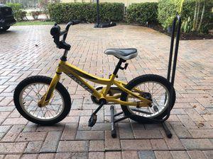 Jamis yellow small kids bike. for Sale in FL, US