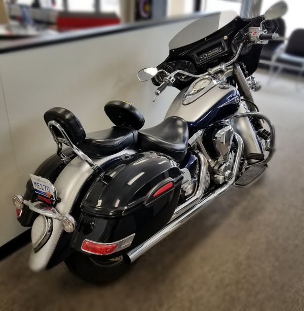 Yamaha Road Star XV1700 1700cc Motorcycle
