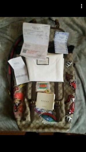Gucci backpack for Sale in Brentwood, TN