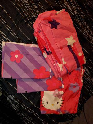 Hello Kitty Bedding (double/full) for Sale in Queen Creek, AZ