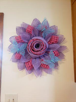 Handcrafted Wreath for Sale in Vinton, VA