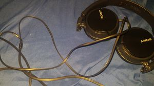 Sony headphones for Sale in Westminster, MD