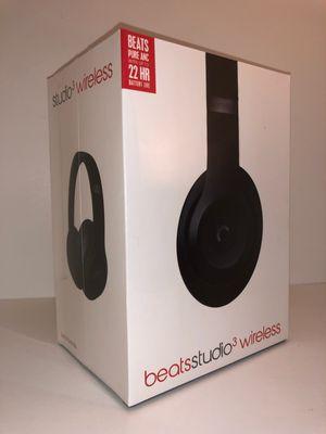 Dre beats studio 3 wireless headphones new for Sale in Pico Rivera, CA