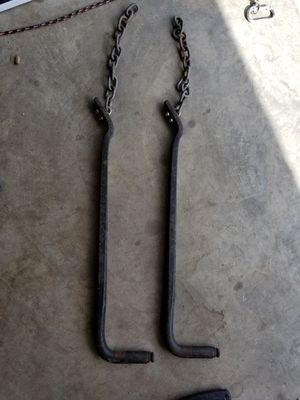 Reese sway bars towing for Sale in Georgetown, TX