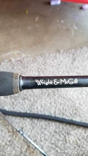 Wright & McGill rod & Abu Garcia reel for Sale in Oregon City, OR