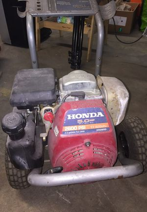 """Honda power washer, """"MOTOR ONLY"""" NO PUMP for Sale in Philadelphia, PA"""