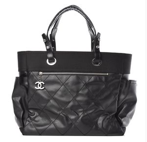 Authentic Chanel Biarritz Paris tote bag for Sale in Sacramento, CA