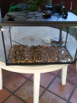 Topfin Aquarium With Filter for Sale in Spring Valley,  CA