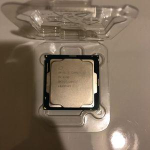 Intel i5 8400k Cpu for Sale in Colton, CA