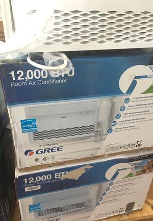 12,000 btu Room air conditioner GREE for Sale in Las Vegas, NV