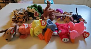 Ty beanie babies for Sale in Pacolet, SC