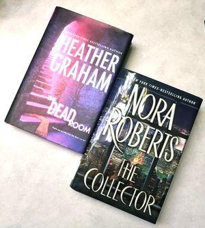 Nora Robert's & Heather Graham Novels for Sale in South Jordan, UT