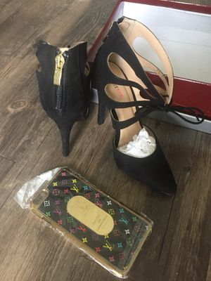 shoes for $15,size 5.5,GOOD CONDITION!!! for Sale in Atlanta, GA