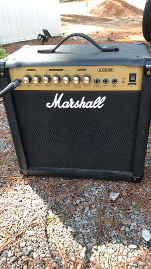 Marshall 15w 1 by 8 guitar amp for Sale in Wilson, NC