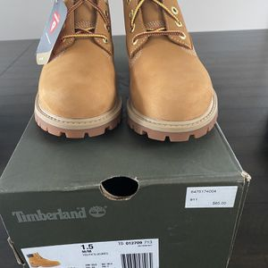 Timberland Boots Brand New Size 1.5 for Sale in Danbury, CT