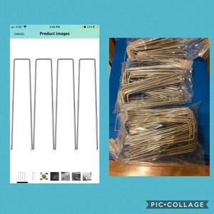 6 Inches Garden Stakes for Sale in Burnsville, MN
