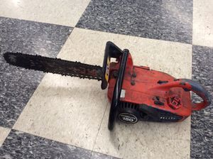 """HOMELITE 18"""" GAS CHAINSAW - needs repair for Sale in Columbus, OH"""