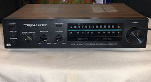 Vintage Realistic STA-19 AM/FM Personal Receiver for Sale in New York, NY
